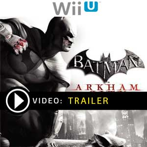 Batman Arkham City Nintendo Wii U en boîte ou à télécharger