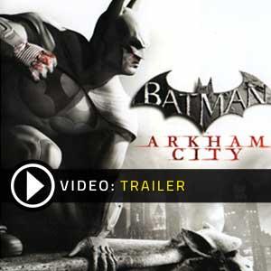 Acheter Batman Arkham City Clé CD Comparateur Prix
