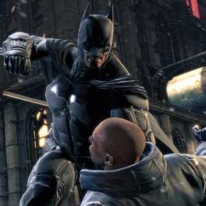Batman Arkham Origins Scénario