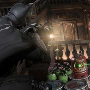 Batman Arkham Origins Combat