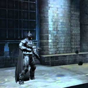 Batman Arkham Origins Blackgate Boss