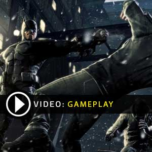 Batman Arkham Origins Gameplay Vidéo