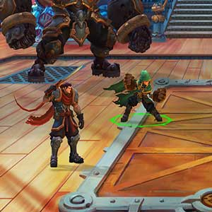 Battle Chasers Nightwar Combat