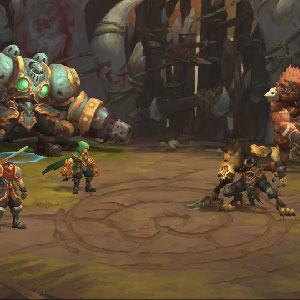 Battle Chasers Nightwar Inventaire