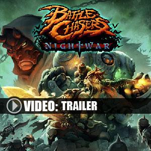 Acheter Battle Chasers Nightwar Clé Cd Comparateur Prix