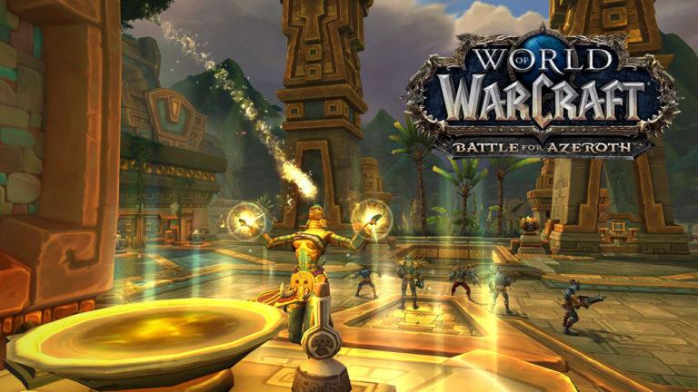 Wow Calendrier.Le Calendrier De Publication De World Of Warcraft Est Connu