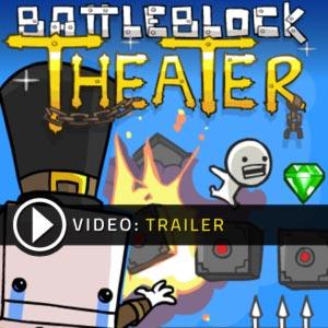 Acheter BattleBlock Theater Cle Cd Comparateur Prix