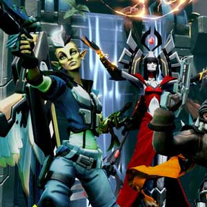 BattleBorn PS4 Personnage