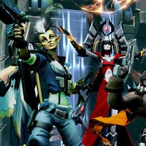 BattleBorn Personnage
