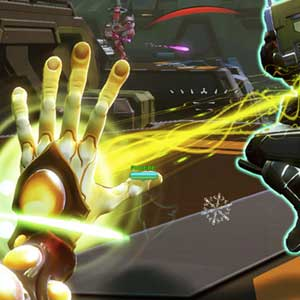 BattleBorn PS4 Combat