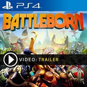 Acheter Battleborn PS4 en boîte ou à télécharger