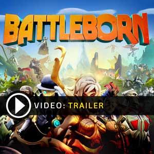 Acheter Battleborn Clé Cd Comparateur Prix