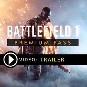 Acheter Battlefield 1 Premium Pass Clé Cd Comparateur Prix