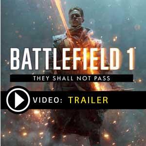 Acheter Battlefield 1 They Shall Not Pass Clé Cd Comparateur Prix