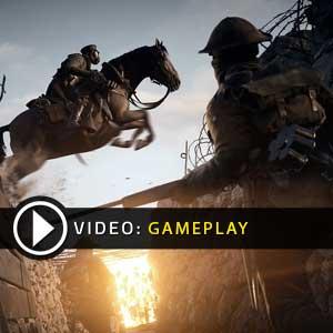 Vidéo Gameplay de Battlefield 1