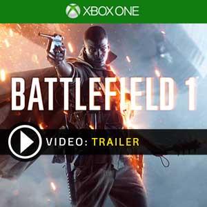 Battlefield 1 Xbox One en boîte ou à télécharger