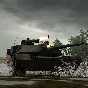 Battlefield 2 Tank