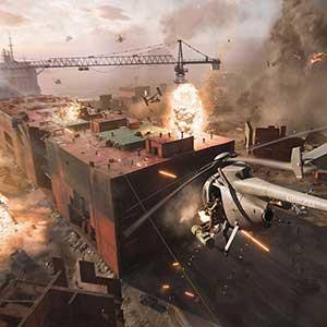 Battlefield 2042 Hélicoptère D