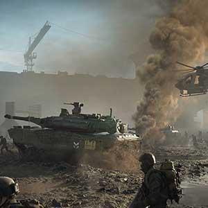 Battlefield 2042 Jeté