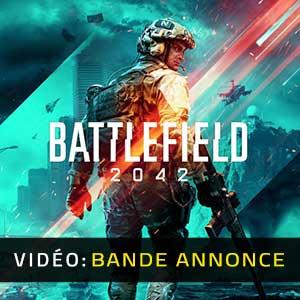 Battlefield 2042 Bande-annonce Vidéo