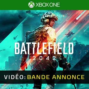 Battlefield 2042 Xbox One Bande-annonce Vidéo