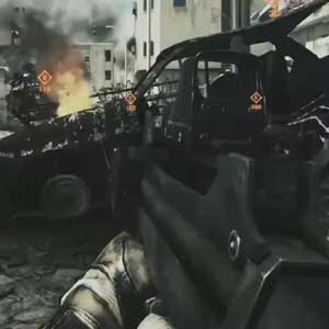Battlefield 3 Back to Karkand - Cible