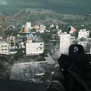 Battlefield 3 Back to Karkand - Vue aérienne