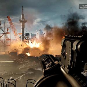 Battlefield 4 Combat