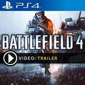 Battlefield 4 PS4 en boîte ou à télécharger