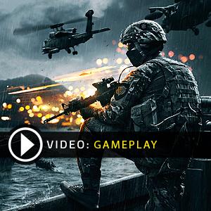 Battlefield 4 PS4 Gameplay Video