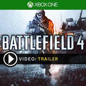 Battlefield 4 Xbox One en boîte ou à télécharger