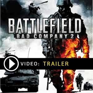 Battlefield Bad Company 2 PS3 en boîte ou à télécharger