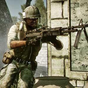 Battlefield Bad Company 2 Vietnam DLC Soldat