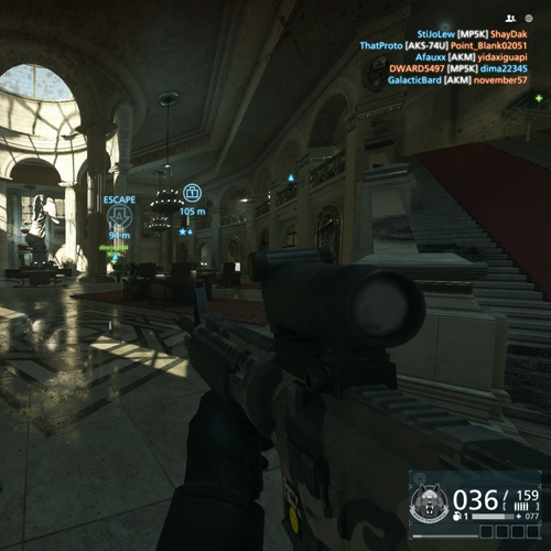 Battlefield Hardline Gameplay Screenshot