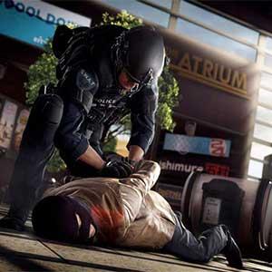 cops vs. criminals