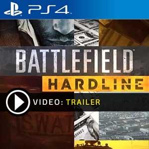 Battlefield Hardline PS4 en boîte ou à télécharger