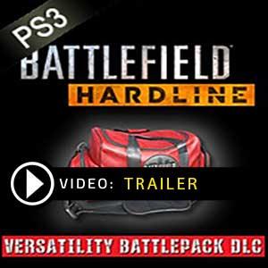 Battlefield Hardline Versatility Battlepack PS3 en boîte ou à télécharger