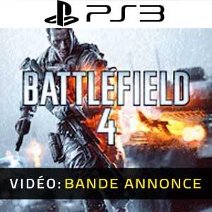 Battlefield 4 PS3 Bande-annonce Vidéo