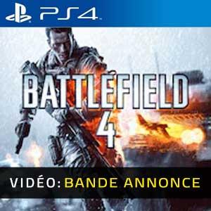 Battlefield 4 PS4 Bande-annonce Vidéo