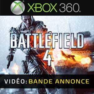 Battlefield 4 Xbox 360 Bande-annonce Vidéo