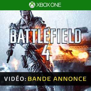 Battlefield 4 Xbox One Bande-annonce Vidéo