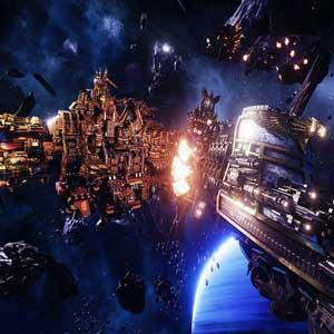 Battlefleet Gothic Armada Flotte spatiale