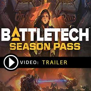 Acheter BATTLETECH Season Pass Clé CD Comparateur Prix