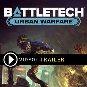 Acheter BATTLETECH Urban Warfare Clé CD Comparateur Prix