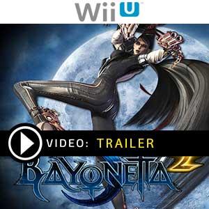 Bayonetta 2 Nintendo Wii U en boîte ou à télécharger