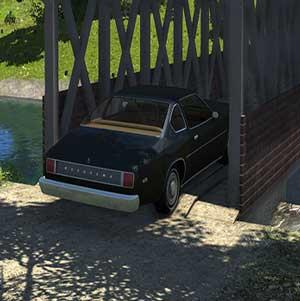 Traversez le pont en BeamNG drive