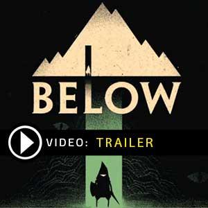 Acheter BELOW Clé CD Comparateur Prix