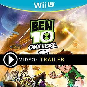 Ben 10 Omniverse 2 Nintendo Wii U en boîte ou à télécharger