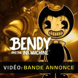 Bendy and the Ink Machine Bande-annonce Vidéo