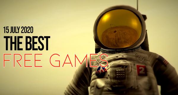 Les meilleurs jeux gratuits du jour (15 juillet 2020)